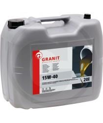 GRANIT ULEI DE MOTOR SAE 15W-40 20L